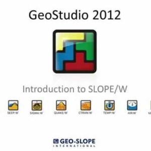 Geostudio 2012