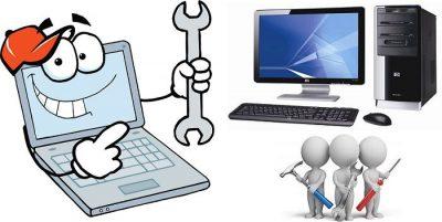 khắc phục sự cố máy tính